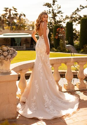 Moonlight Collection J6796 Mermaid Wedding Dress