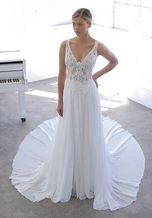 Blue by Enzoani NOVALEE Sheath Wedding Dress