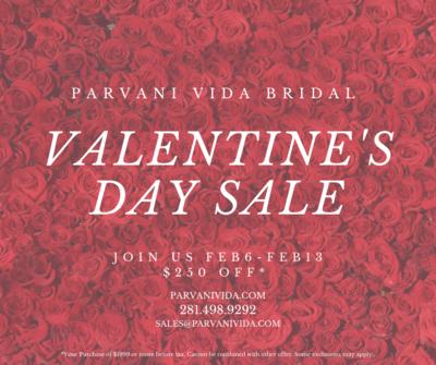 Parvani Vida Bridal Salon