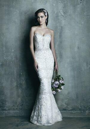Allure Couture C288 Sheath Wedding Dress