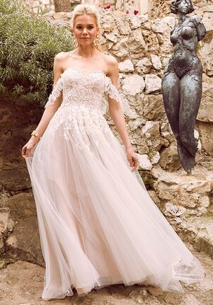 Madi Lane ML9619 | Hadley A-Line Wedding Dress