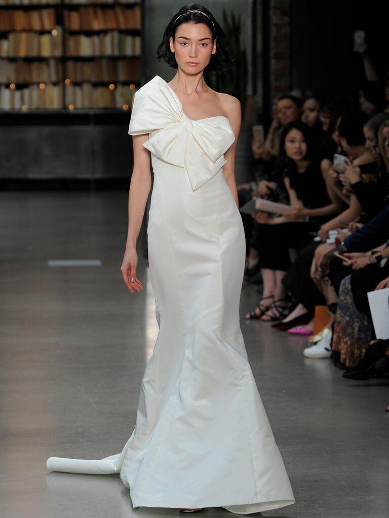 Amsale Fall 2019 Collection Bridal Fashion Week Photos