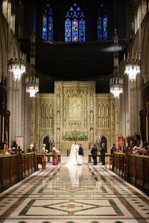 Grand Cathedral Ceremony