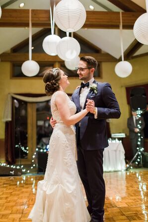 Katie and Kaleb First Dance