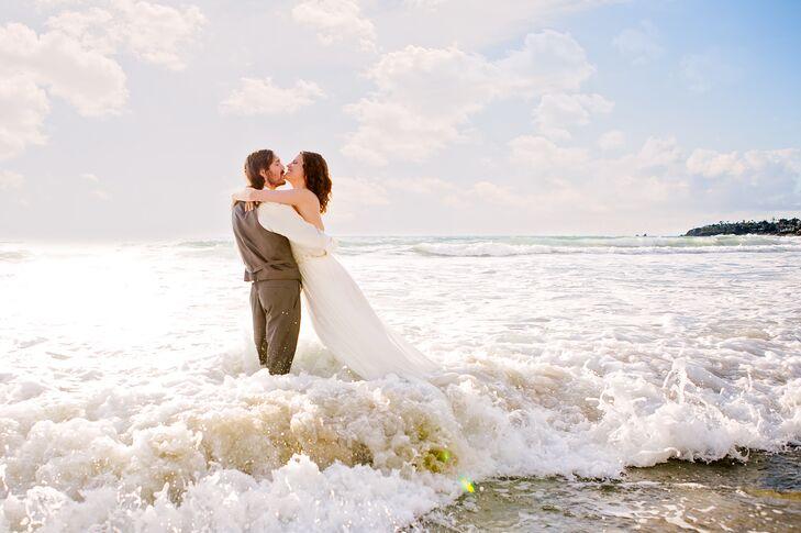 6 Trash The Dress Wedding Photos