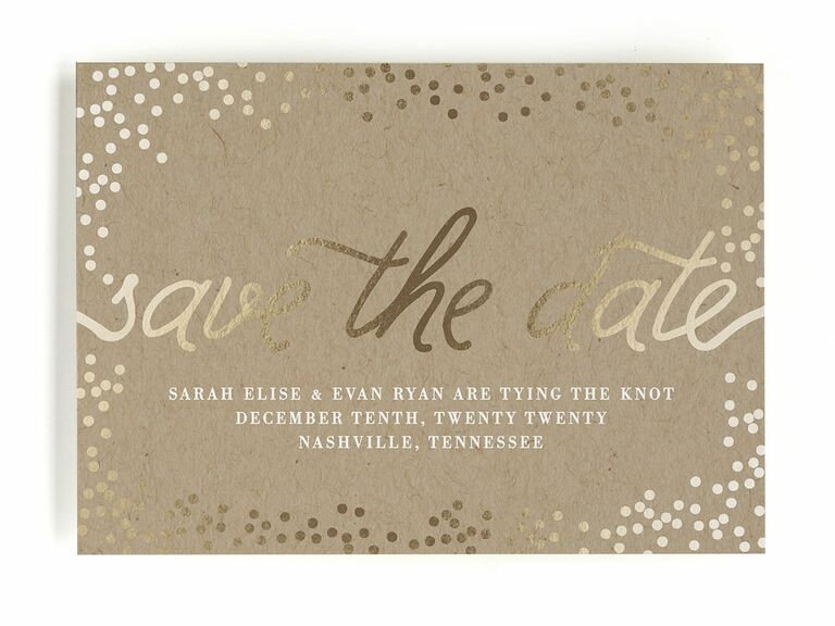 starlight save the date