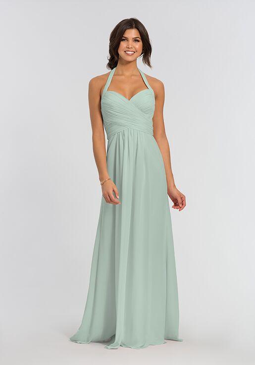 Kleinfeld Bridesmaid KL-200004 Halter Bridesmaid Dress