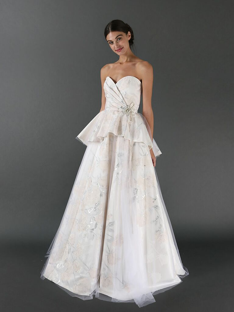 Randi Rahm Fall 2017 Collection Bridal Fashion Week Photos