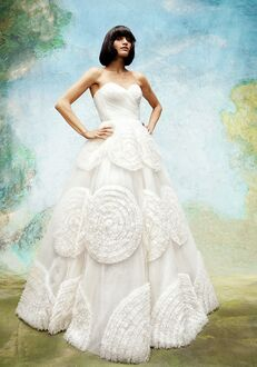 Viktor&Rolf Mariage DREAMY TULLE SWIRLS GOWN Ball Gown Wedding Dress