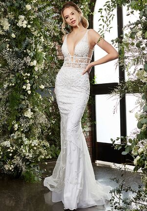 Jovani Bridal JB61925 Mermaid Wedding Dress