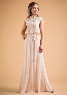 B2 Bridesmaids by Jasmine B223010 V-Neck Bridesmaid Dress