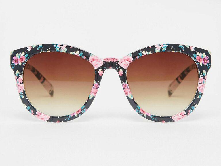 Floral sunglasses