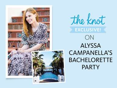 Alyssa Campanella's bachelorette party