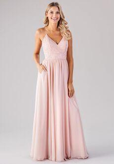 Kennedy Blue Cameron V-Neck Bridesmaid Dress