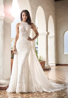 Jasmine Couture T212056 Mermaid Wedding Dress
