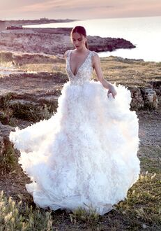 Ysa Makino KYM150 A-Line Wedding Dress