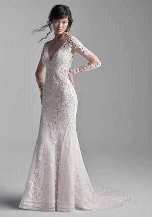 Sottero and Midgley DOMINIC Sheath Wedding Dress