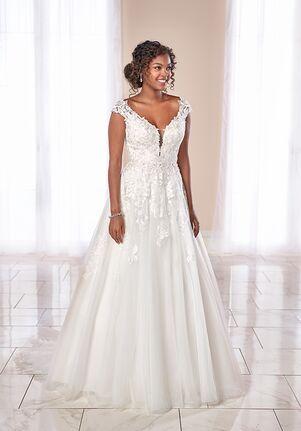 Stella York 6850 A-Line Wedding Dress