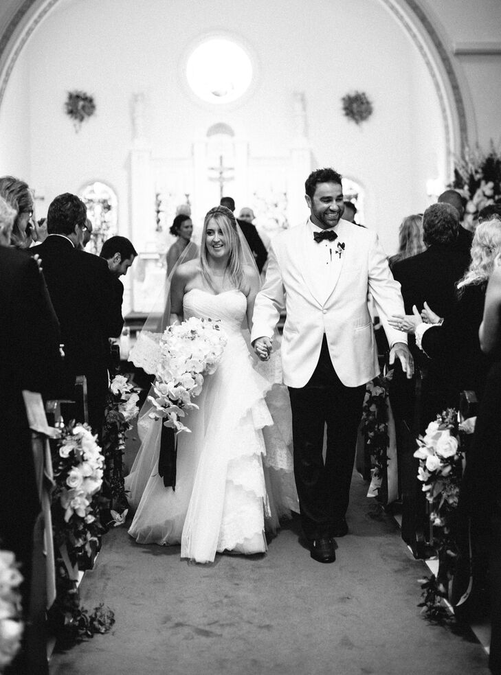 Traditional Catholic Ceremony Recessional