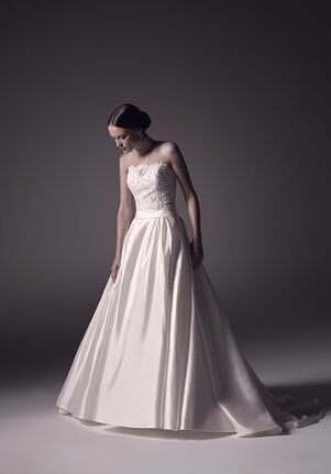 Amaré Couture C106 Rhea Ball Gown Wedding Dress