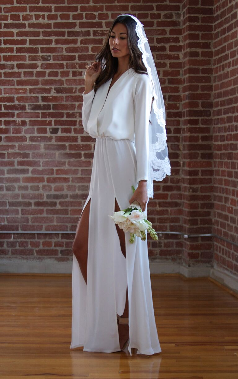 We\'re in Love With Stone Cold Fox\'s New Boho Wedding Dresses