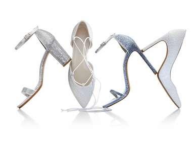 Stuart Weitzman wedding shoe collection launch April 2016