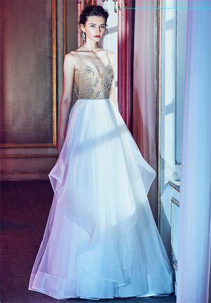 Calla Blanche LA8119 Summer Ball Gown Wedding Dress