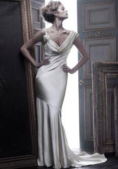 Amaré Couture B055 Sheath Wedding Dress