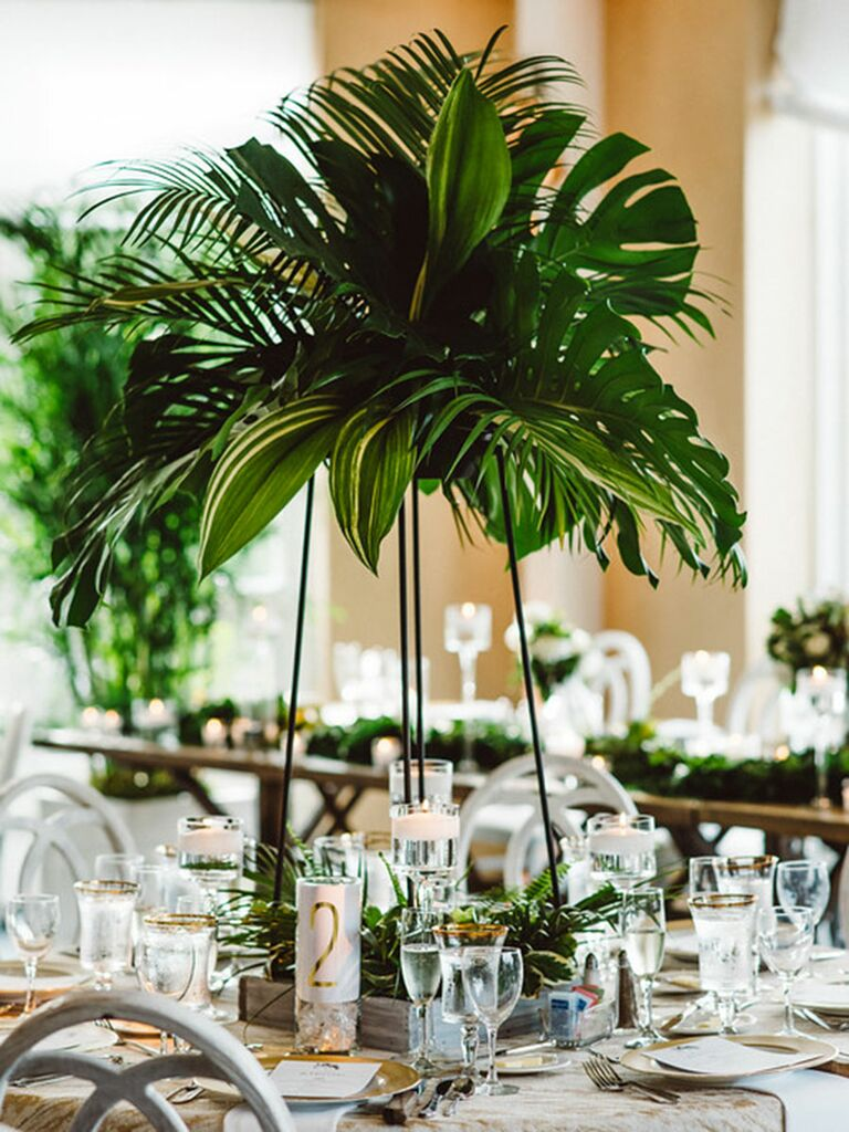 simple non floral centerpiece ideas for your wedding - Centerpiece Ideas