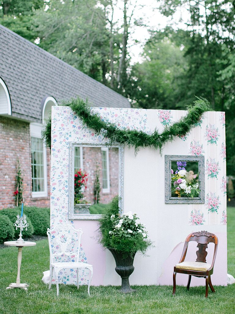 Diy Photo Booth Wedding Ideas - Home Design