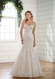 Essense of Australia D2423 Wedding Dress