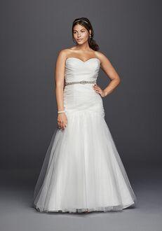David's Bridal David's Bridal Style 9WG3791 Mermaid Wedding Dress