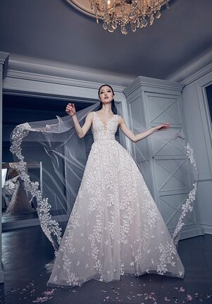 Romona Keveza Collection RK2008 Ball Gown Wedding Dress