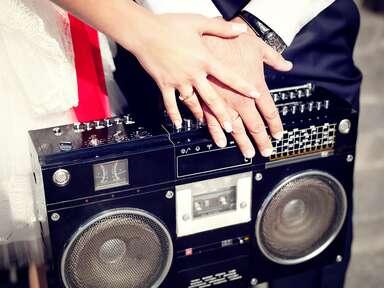 Bride and groom wedding songs