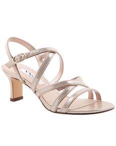 Nina Bridal Genaya_Champagne Champagne Shoe