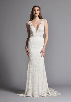 Pnina Tornai for Kleinfeld 4560 Sheath Wedding Dress