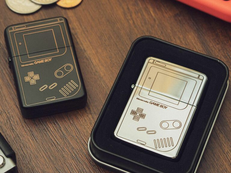 Game Boy lighter unique gift for husband