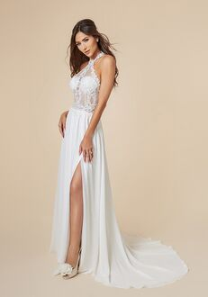 Moonlight Tango T848 A-Line Wedding Dress