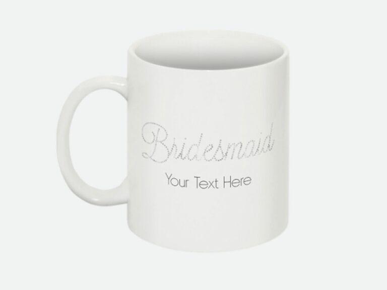 A Personalized Mug