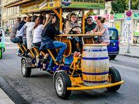 Pedal Pub Party Bike