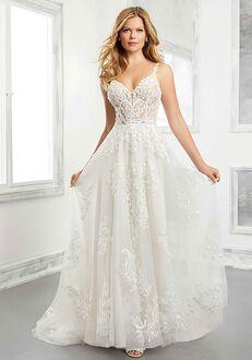 Morilee by Madeline Gardner Brenda A-Line Wedding Dress