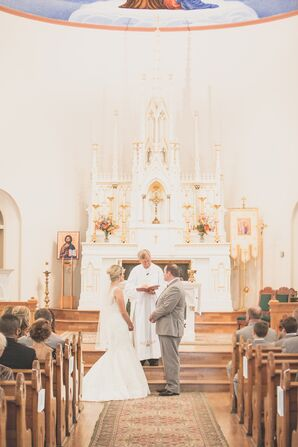 St. Anne Church Catholic Wedding Ceremony