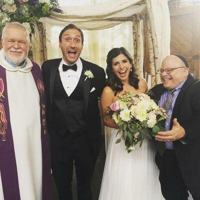 Carolina Rabbi for Jewish and Interfaith Weddings