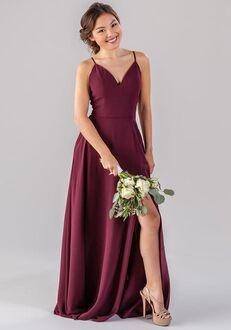 Kennedy Blue Elizabeth V-Neck Bridesmaid Dress