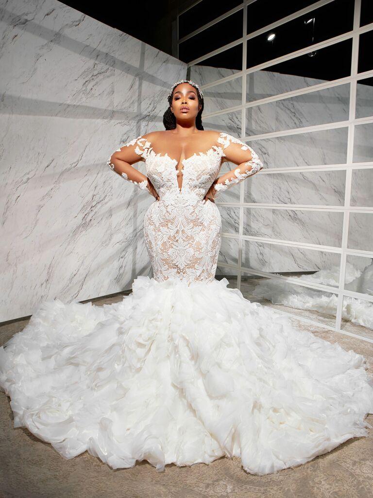The 20 Black Wedding Dress Designers to Follow Now