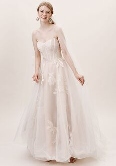 BHLDN Willowby by Watters Harmony Gown Ball Gown Wedding Dress