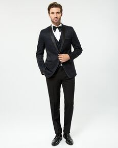 LE CHÂTEAU Wedding Boutique Tuxedos MENSWEAR_357711_030 Blue Tuxedo