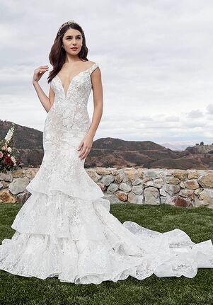 Casablanca Bridal 2417 Ellie Mermaid Wedding Dress