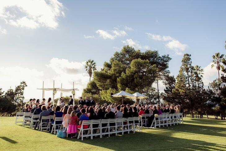 Los Verdes Golf Course Ceremony