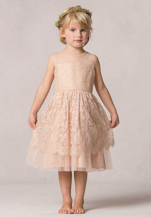 9fe47daa51c Jenny Yoo Collection (Maids) Ella Flower Girl Dress - The Knot